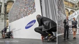 Samsung vstoupil do Guinnessovy knihy rekordů