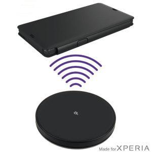 Sony: Pokus o bezdrátové nabití za hodinu