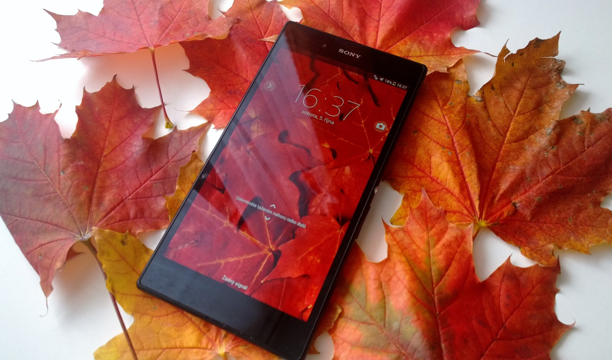 Sony Xperia Z Ultra – první phablet od Sony [recenze]