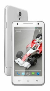Xolo Q900 - zařízení