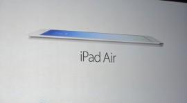 Apple představil iPad Air