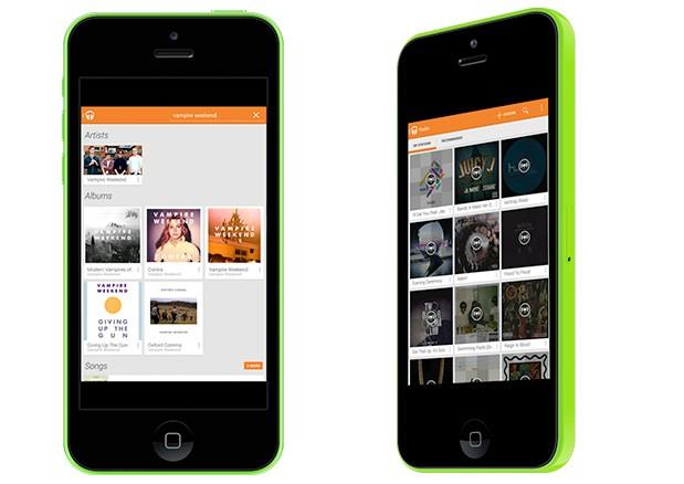 Google Play Music zamíří na iOS