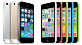 iPhone 5s se v USA prodává dvakrát lépe než iPhone 5c