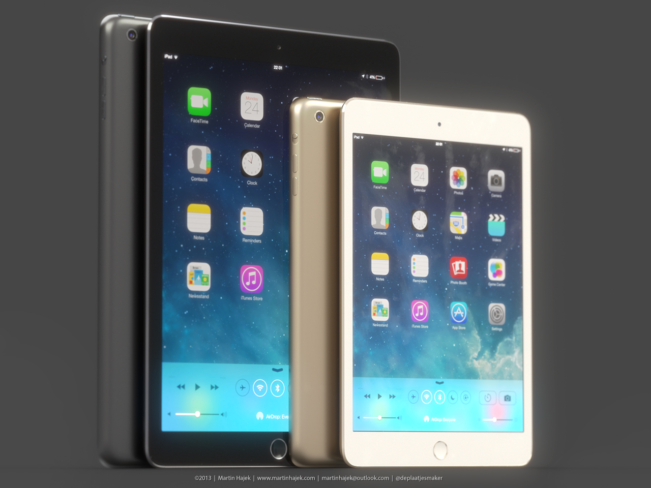 Co přinese nová generace iPadů? [spekulace]