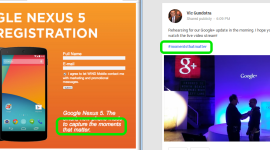 """""""Moments that matter"""" – důkaz dnešního uvedení Nexusu 5? [aktualizováno]"""