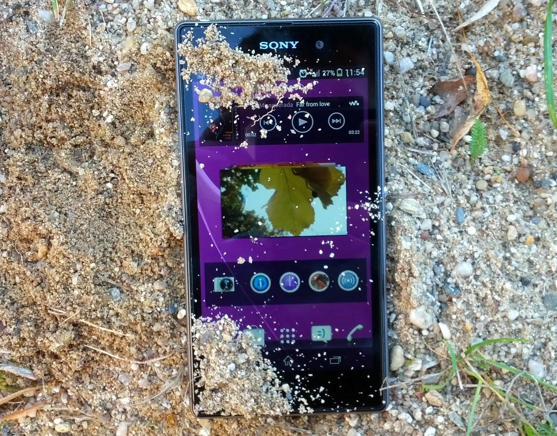Sony Xperia Z1 – surový diamant [recenze]