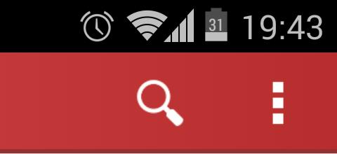 Ukazatel baterie s procenty v Androidu 4.4 bez rootu