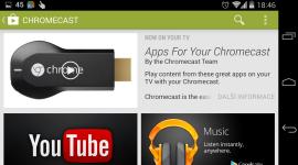 Chromecast má speciální sekci v Obchodě Play – i pro Česko