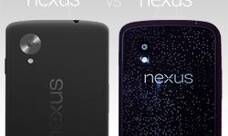 Nexus 4 vs. Nexus 5: evoluce fotoaparátů [srovnání]