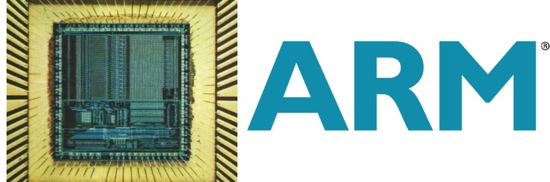 ARM-cortex-chip