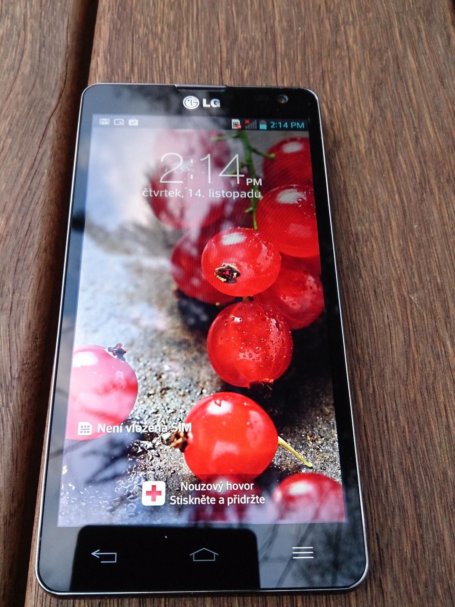 LG Optimus L9 II – upgrade správným směrem