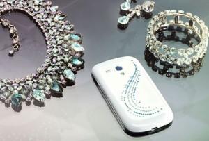 Galaxy S III Mini Crystal Edition