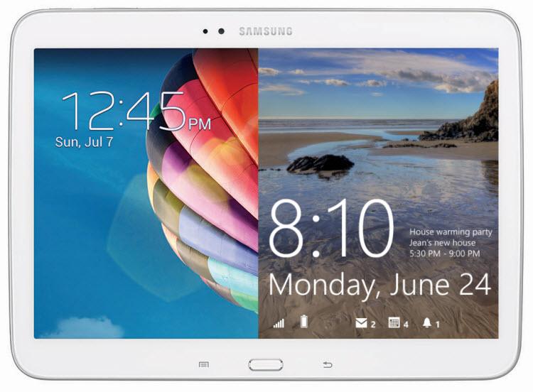 Samsung plánuje vyrobit 100 milionů tabletů v roce 2014