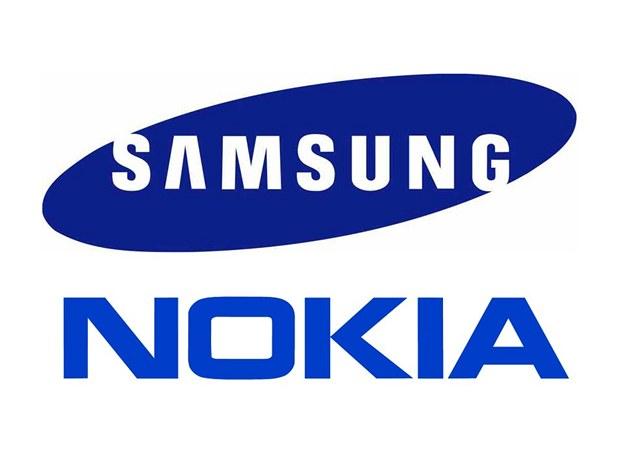 Samsung se dohodl s Nokií o používání patentů