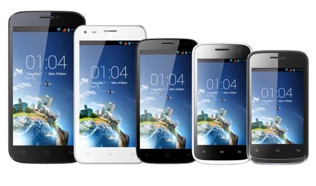 Bývalí manažeři z HTC přichází na trh se 7 modely pod značkou Kazam