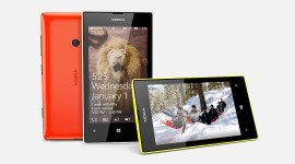 Nokia představila Lumii 525