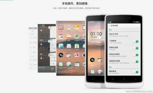Oppo R833T - Color OS