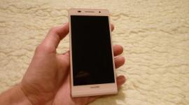 Huawei Ascend P6: dravec s bohatou výbavou