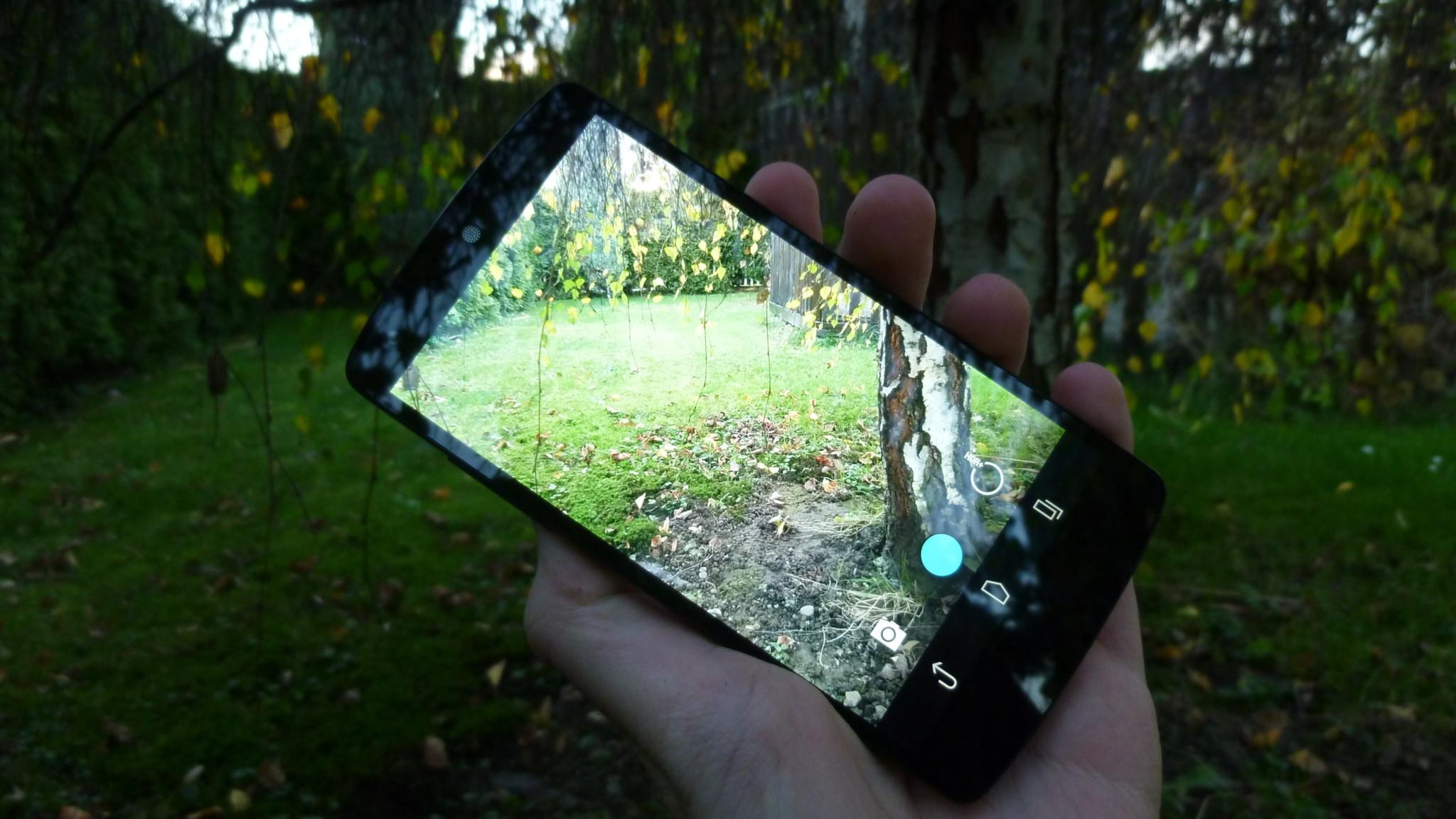 Nexus 5 – komunita vylepšuje aplikaci pro focení