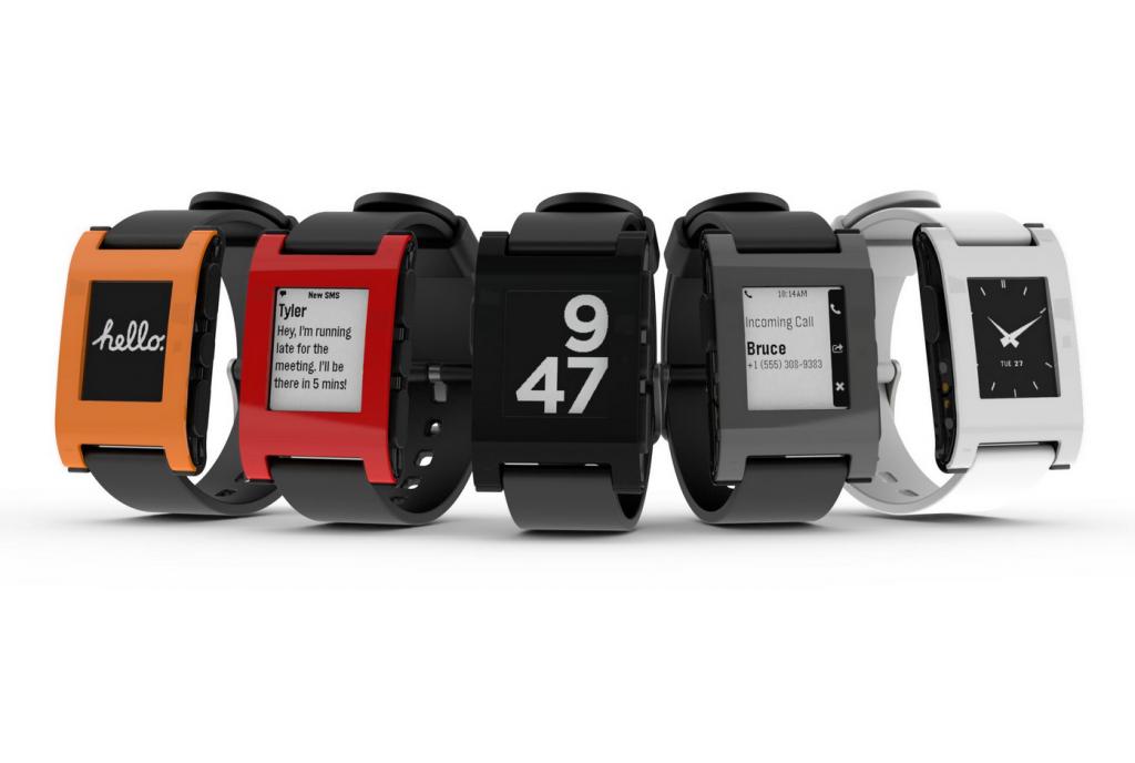 Pebble Smartwatch nově zakoupíte v Amazonu
