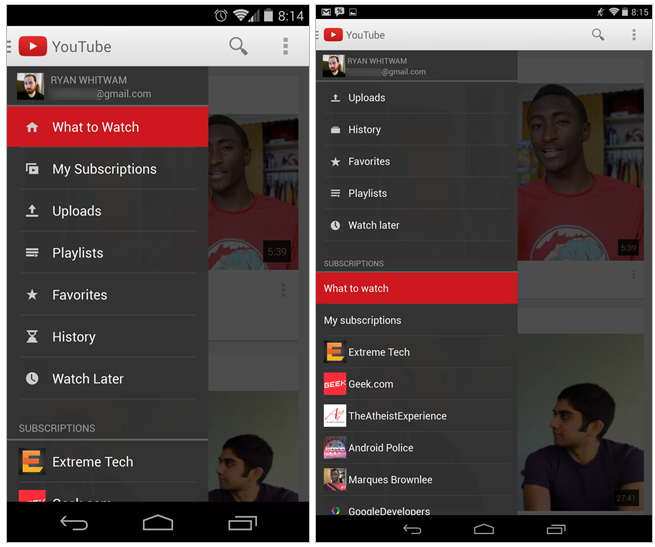 Youtube aplikace získává aktualizaci – příprava na offline mód [aktualizováno]