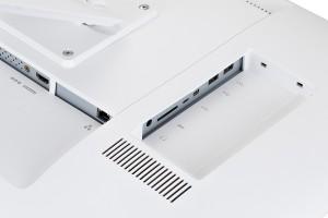 ViewSonic VSD241 - konektory