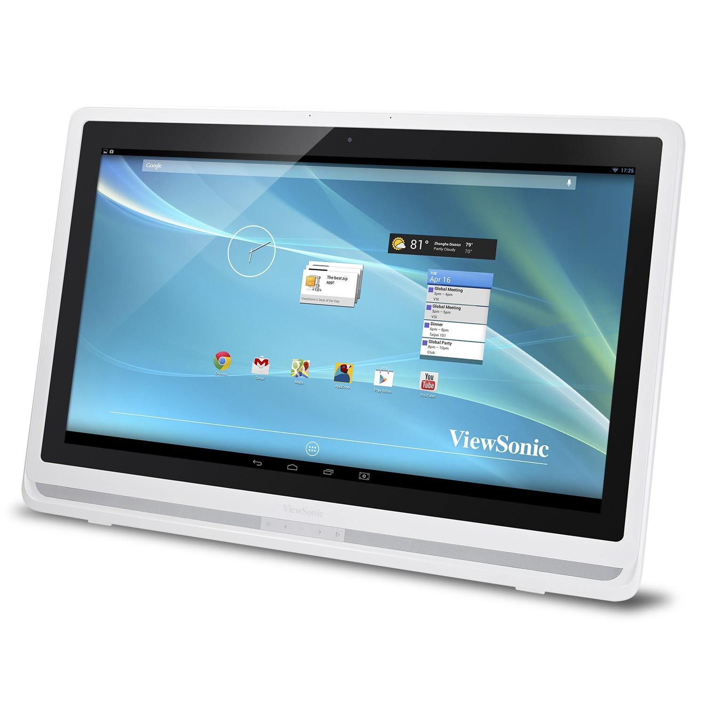 ViewSonic VSD241: 24palcový tablet, nebo monitor?