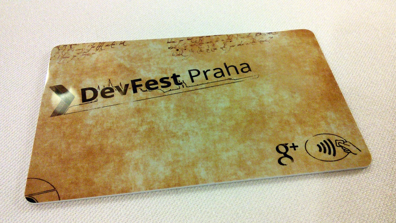DevFest Praha 2013 – záznamy z jednotlivých přednášek a akcí