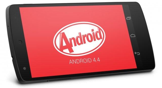 Android 4.4 KitKat a projekt Svelte