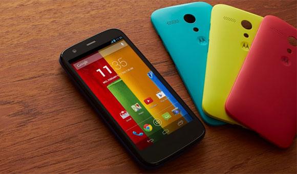 Motorola představila Moto G