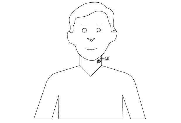 Motorola vám vytetuje mikrofon na krk