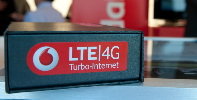 Vodafone rozdává 2 GB dat na prázdniny