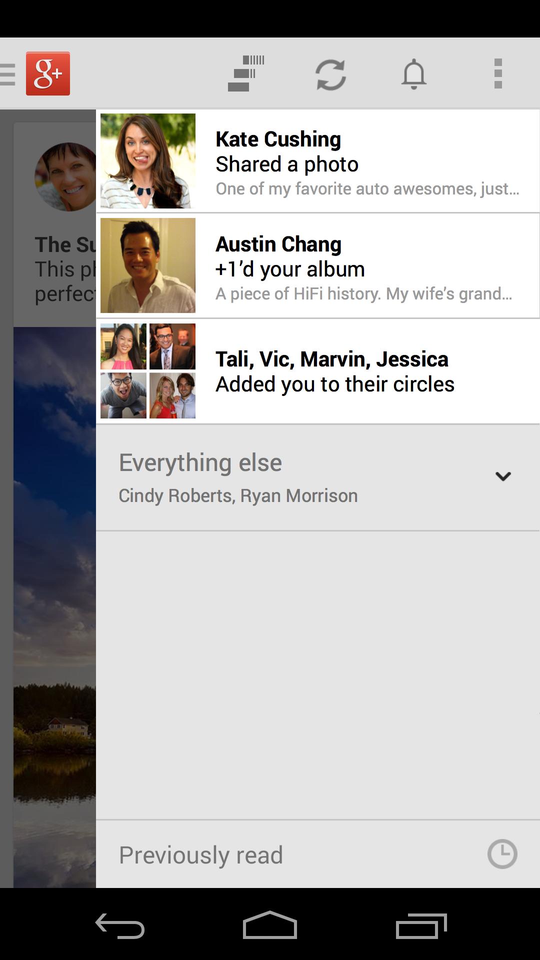 """Google+ pro Android – nejen """"velmi důležité"""" novinky"""
