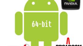Broadcom, Qualcomm a Nvidia ukážou 64bitové procesory už příští rok