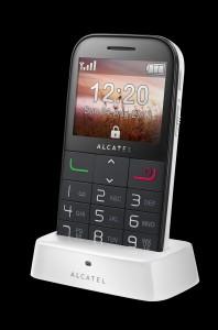 Alcatel OneTouch 2000 ve stojánku