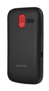 Alcatel OneTouch 2000 - zadní část