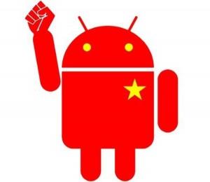 Android Čína
