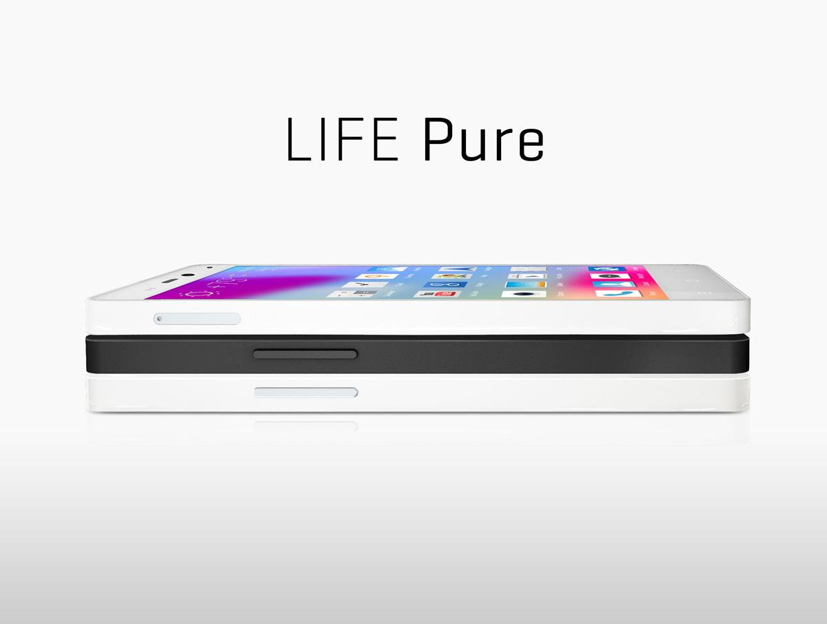 Americký Blu představil model Life Pure