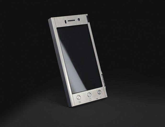 Gresso Radical R1: první chytrý telefon s titanem
