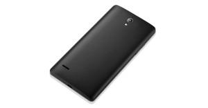 Huawei Ascend G700 - černá varianta - zadní část