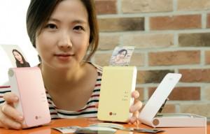 LG Pocket Photo 2 - tiskárny
