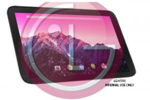 LG V510 - možná Nexus 8