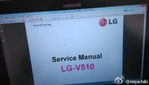 LG V510 - možná Nexus 8 - manuál