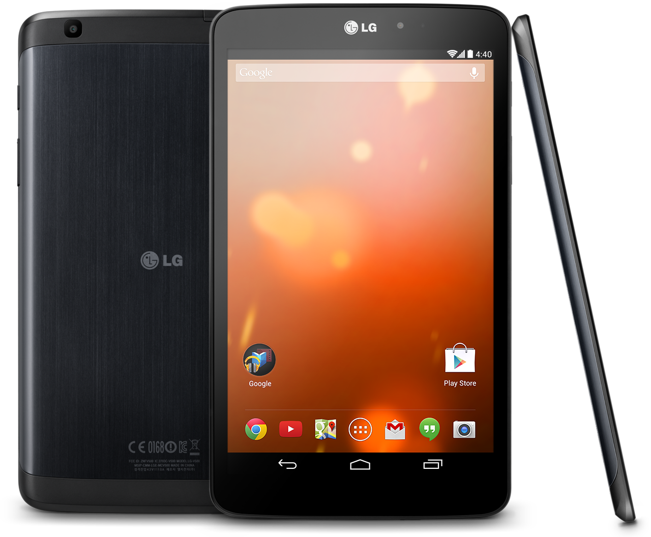 Google Play Edition – Xperia Z Ultra a LG G Pad 8.3