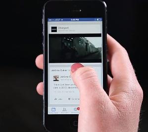 Facebook – video reklamy i v mobilech