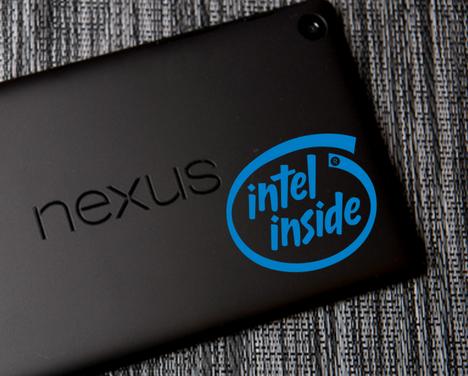 Nexus 7 2014 s Intelem pod kapotou?