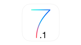 Apple vydal iOS 7.1.1