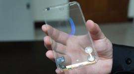 Samsung začíná myslet na průhledné displeje u smartphonů