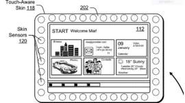 Microsoft si nechává patentovat speciální rám pro tablety