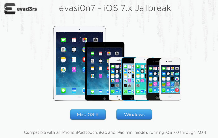 Vyšel untethered jailbreak pro iOS 7